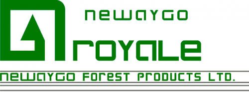 Newaygo Royale lumber wrap graphics single