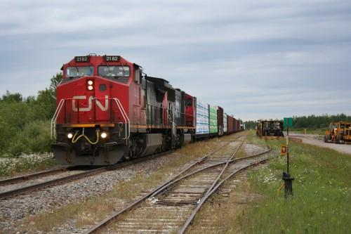 CN at Wyborn