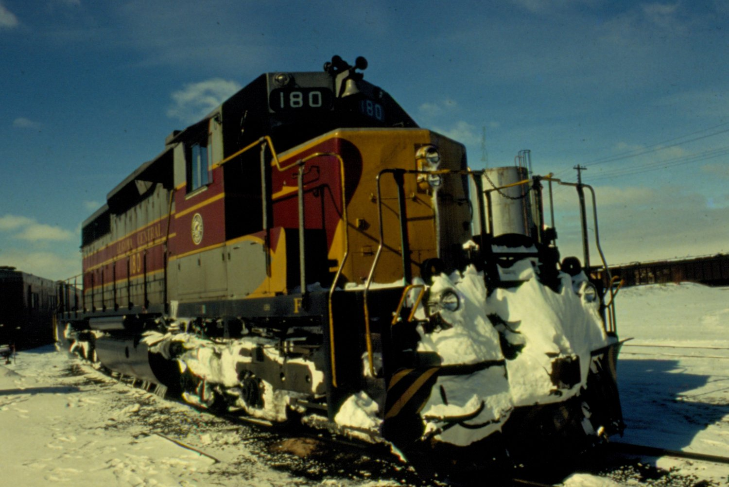 Usage And Restrictions On 6 Axle Power On The Acr Algoma