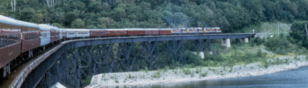 Algoma Central in HO Scale